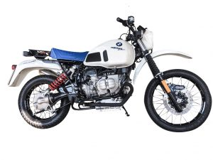OFF ROAD PLANET Motorradwerkstatt Spezial Umbauten Custom BMW R100GS